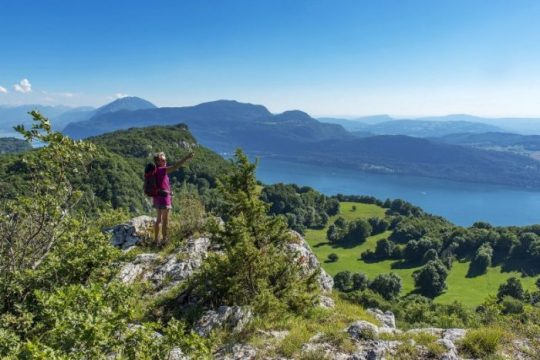 Les grands lacs de Savoie Mont Blanc