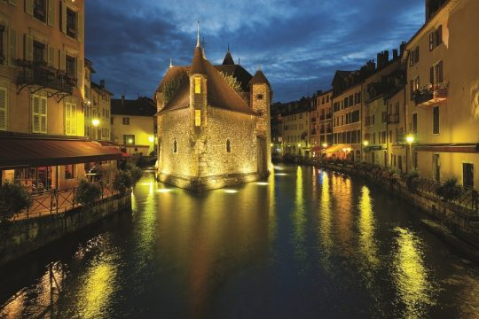 Annecy, the Venice of the Alps