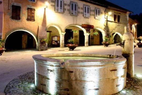 Alby-sur-Chéran, bourg médiéval