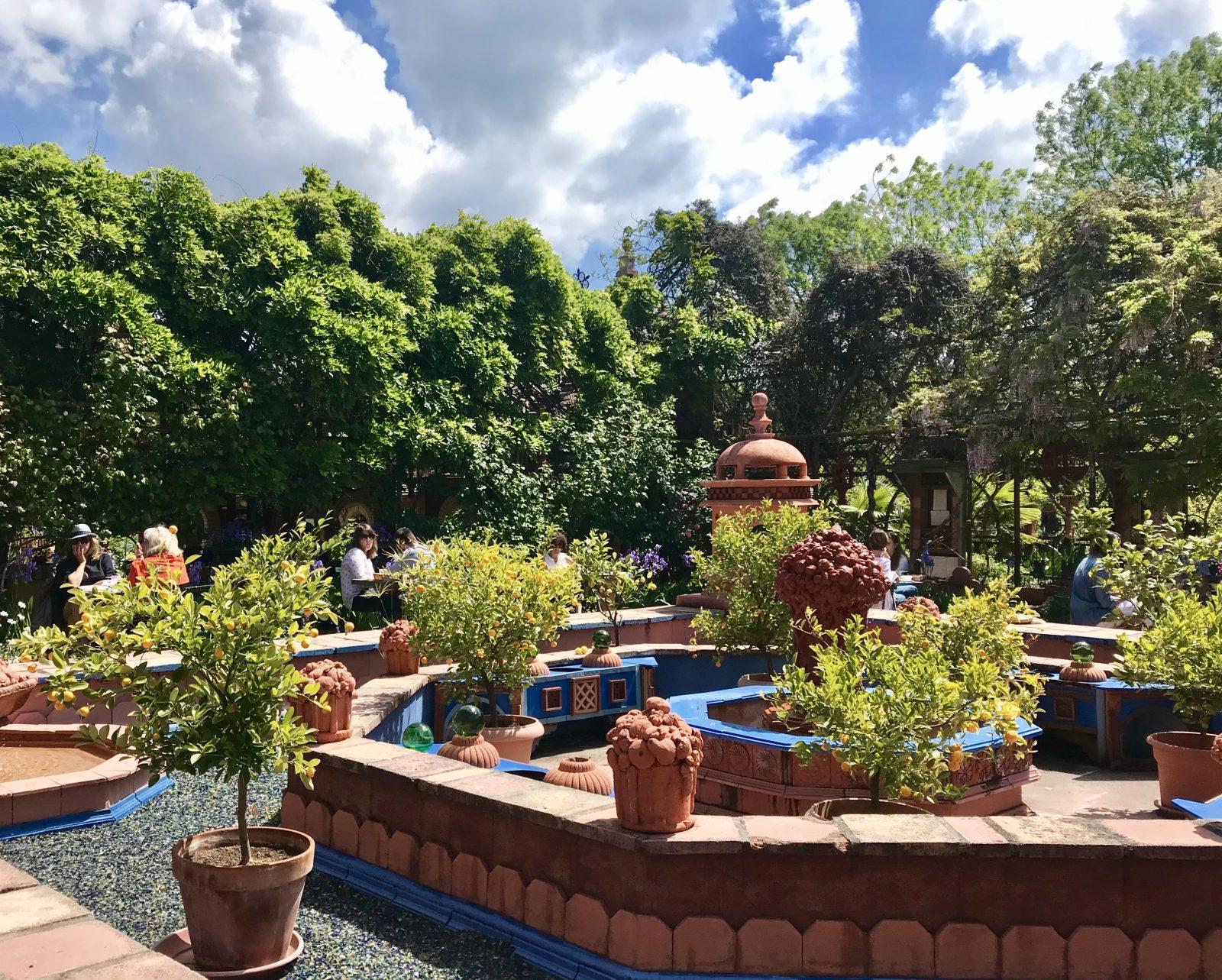 jardin délices