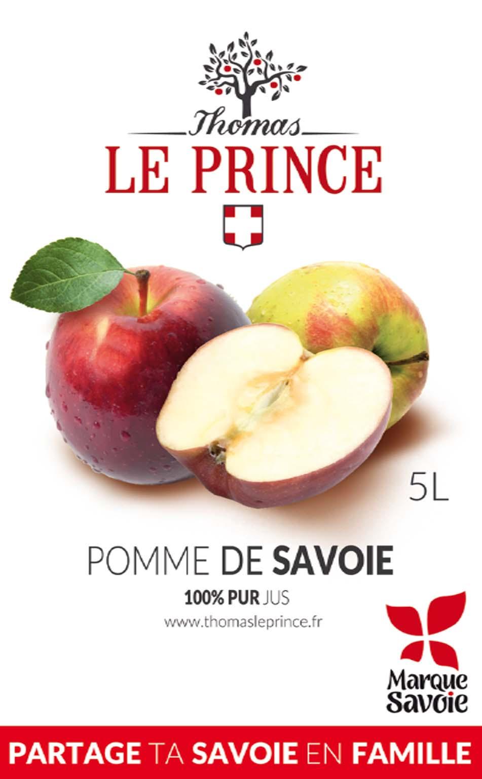 Pomme de Savoie