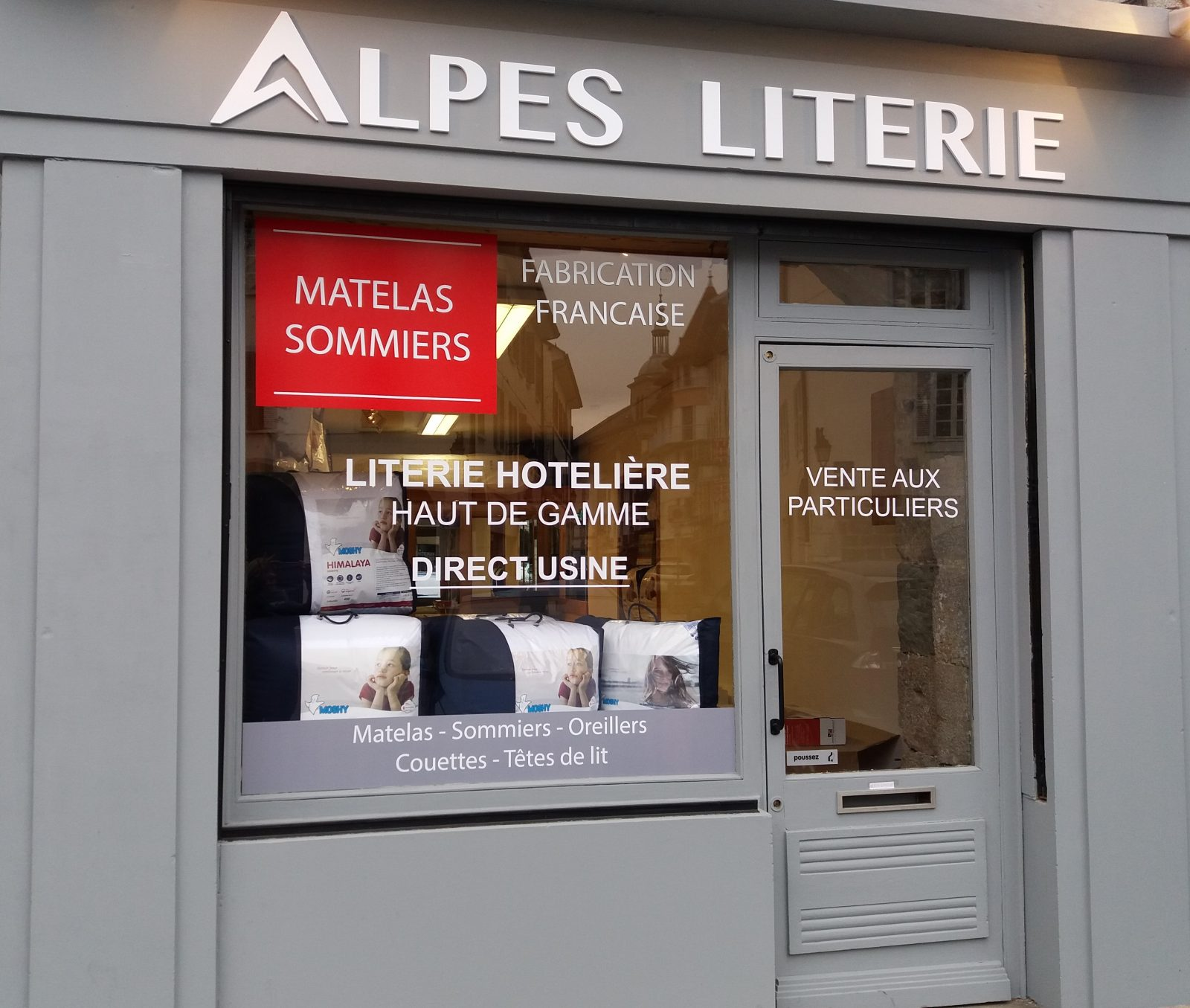 Alpes Literie Rumilly
