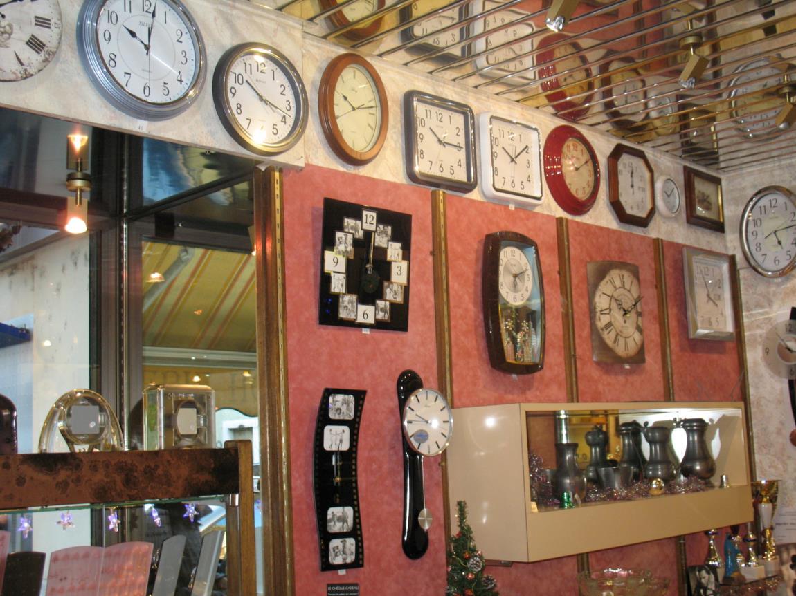 Bijouterie Horlogerie Bois