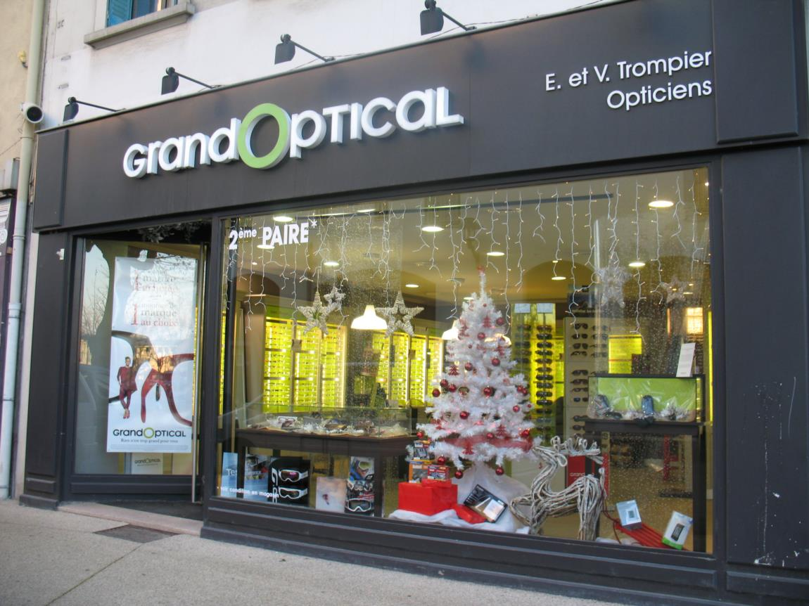 Grand Optical Optique Trompier – Rumilly
