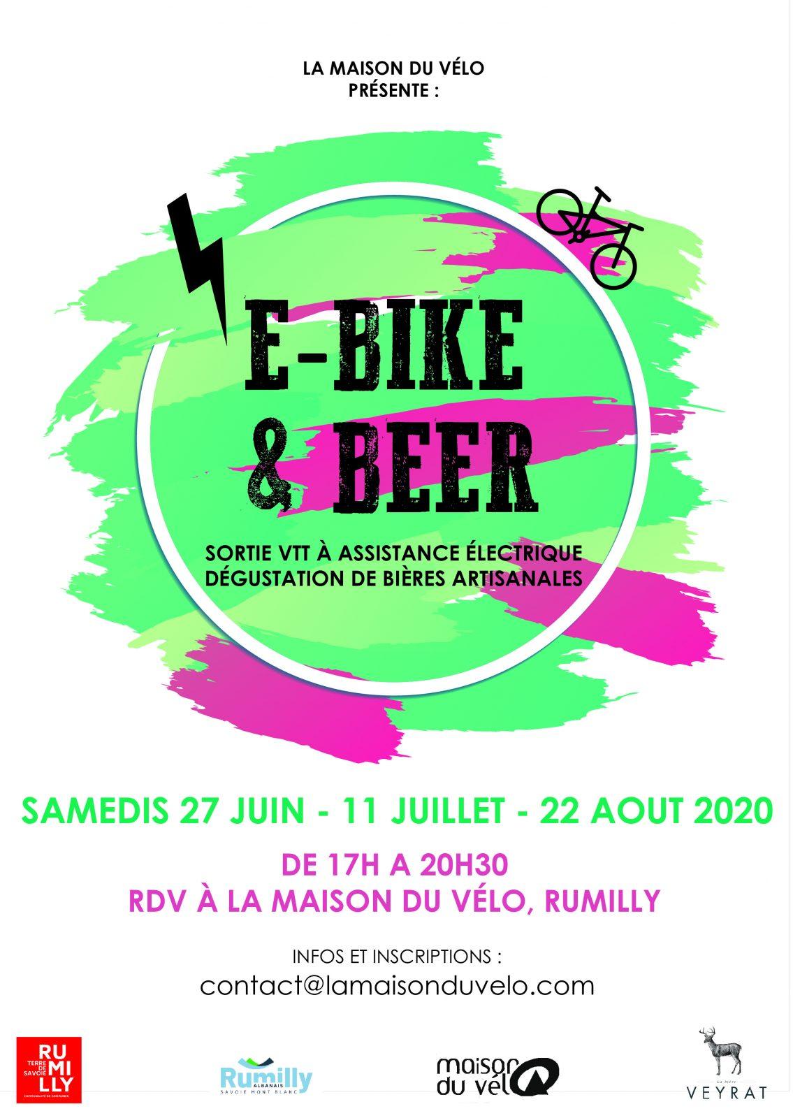 E-Bike & Beer