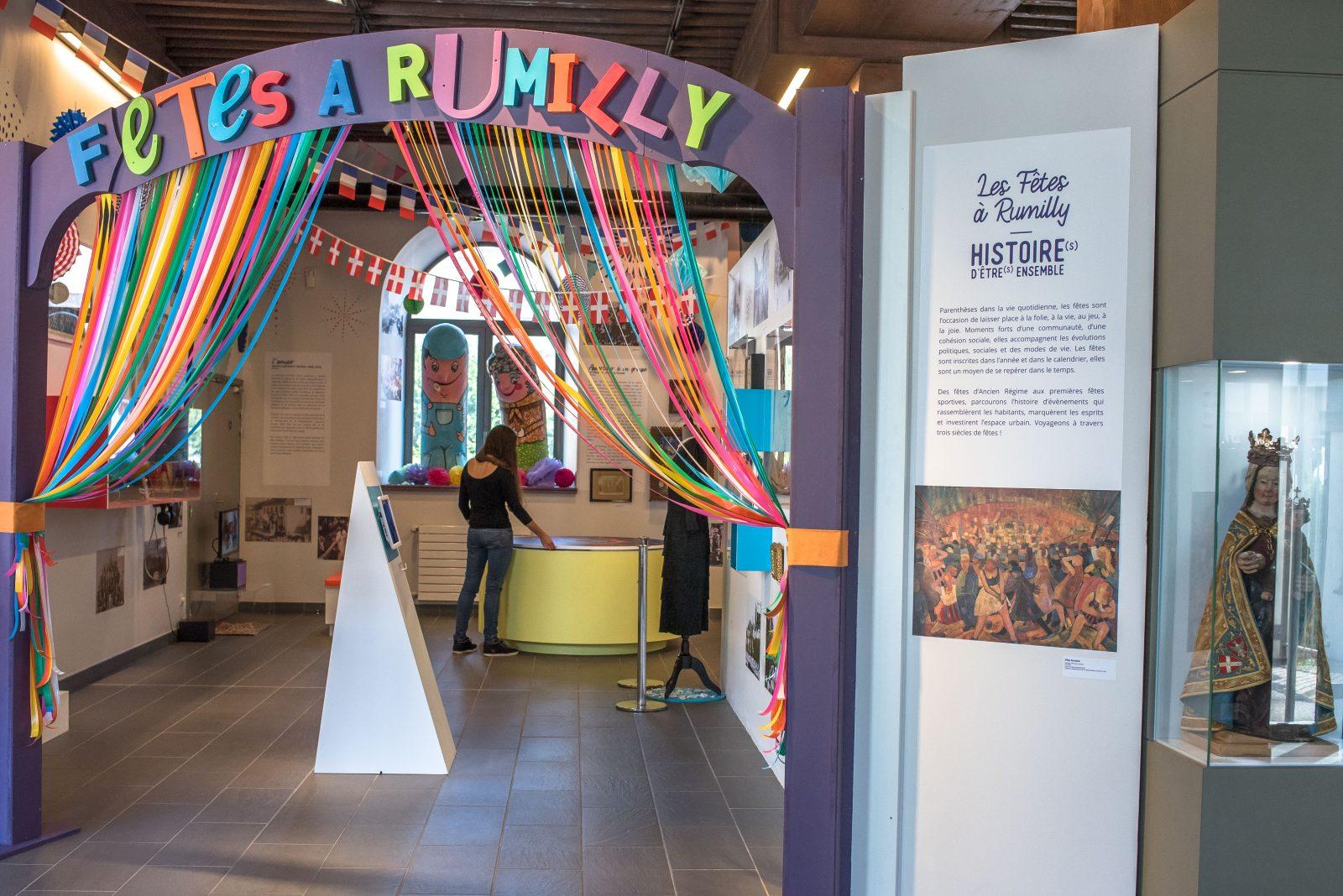 Fêtes à Rumilly : Histoire (s) d'être(s) ensemble