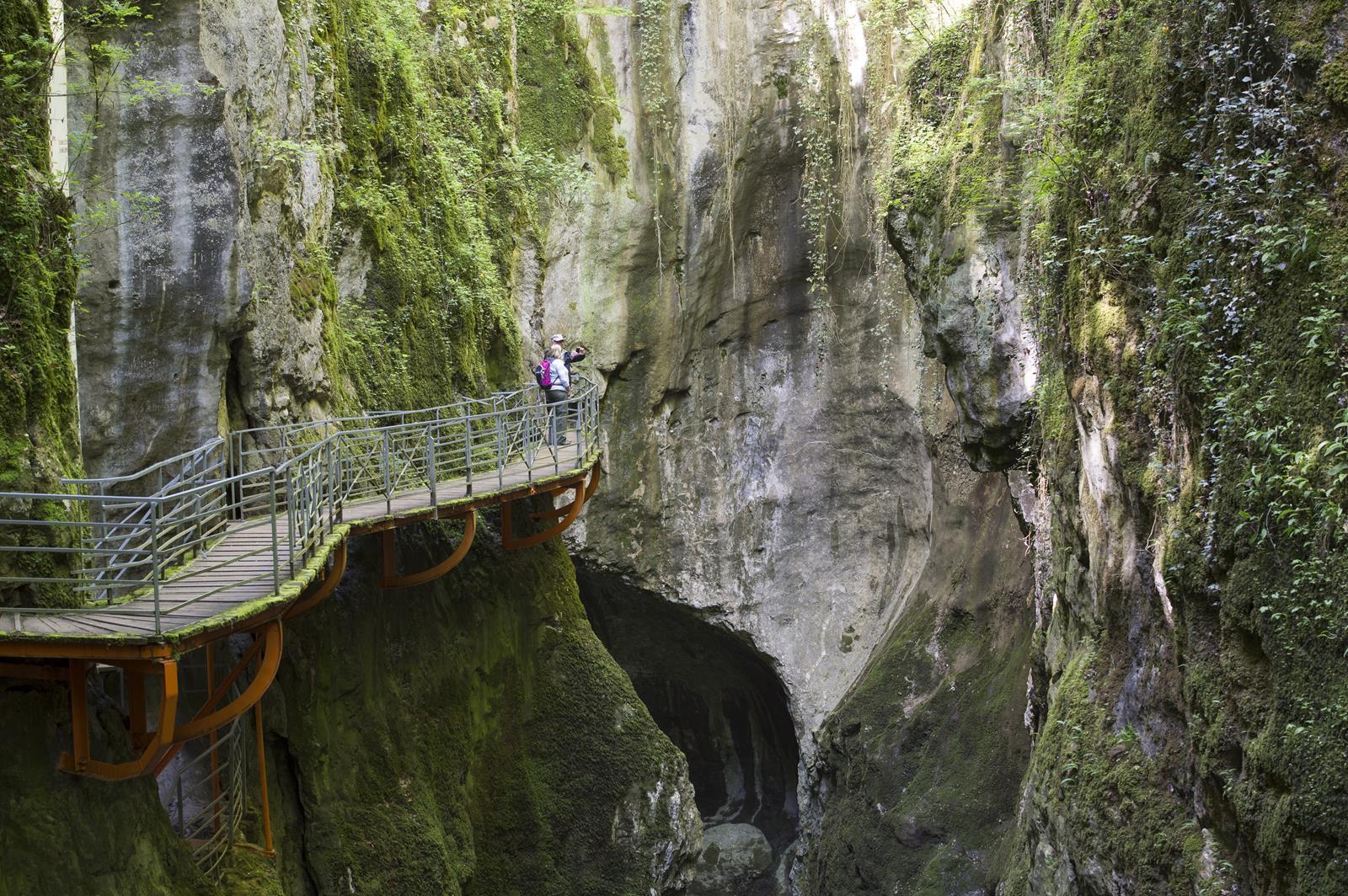 Les Gorges du Fier – Lovagny