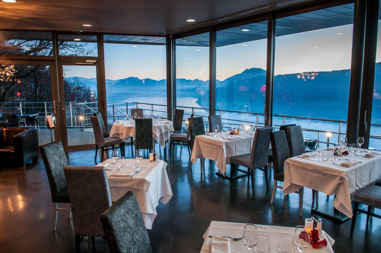 Restaurant le Belvédère – Aixlesbainsrivieradesalpes