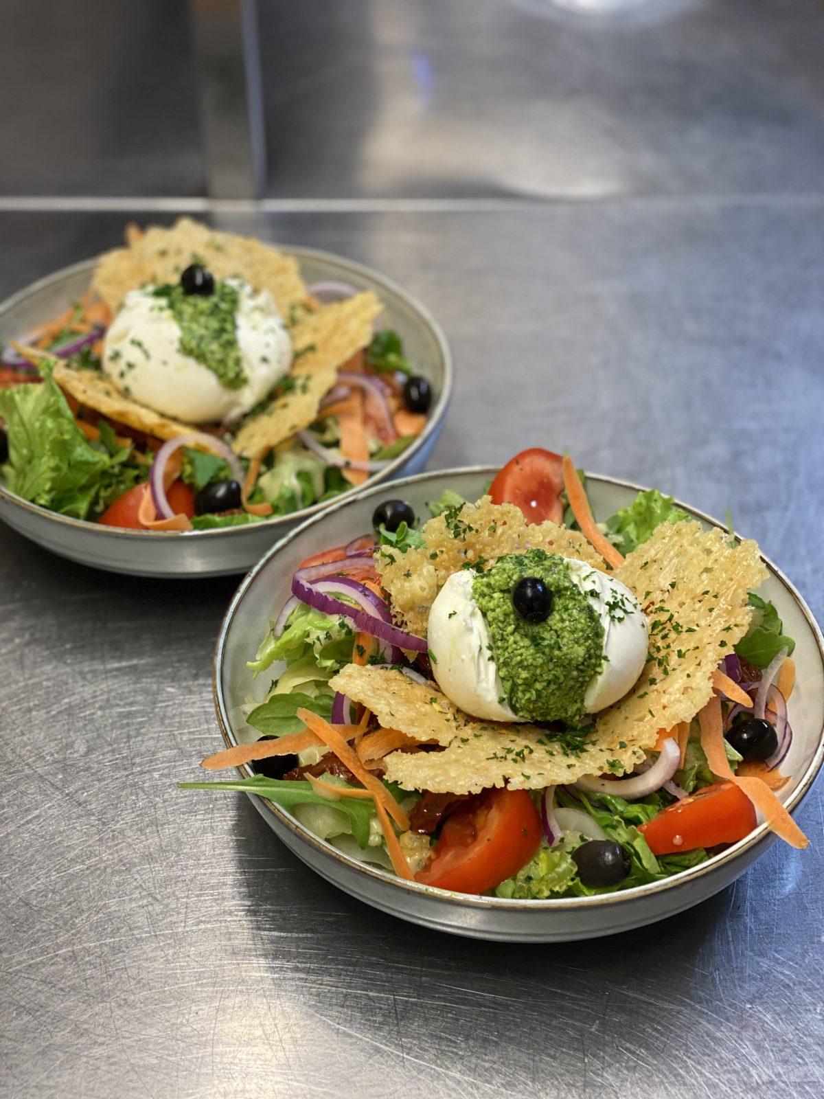Salade du moment