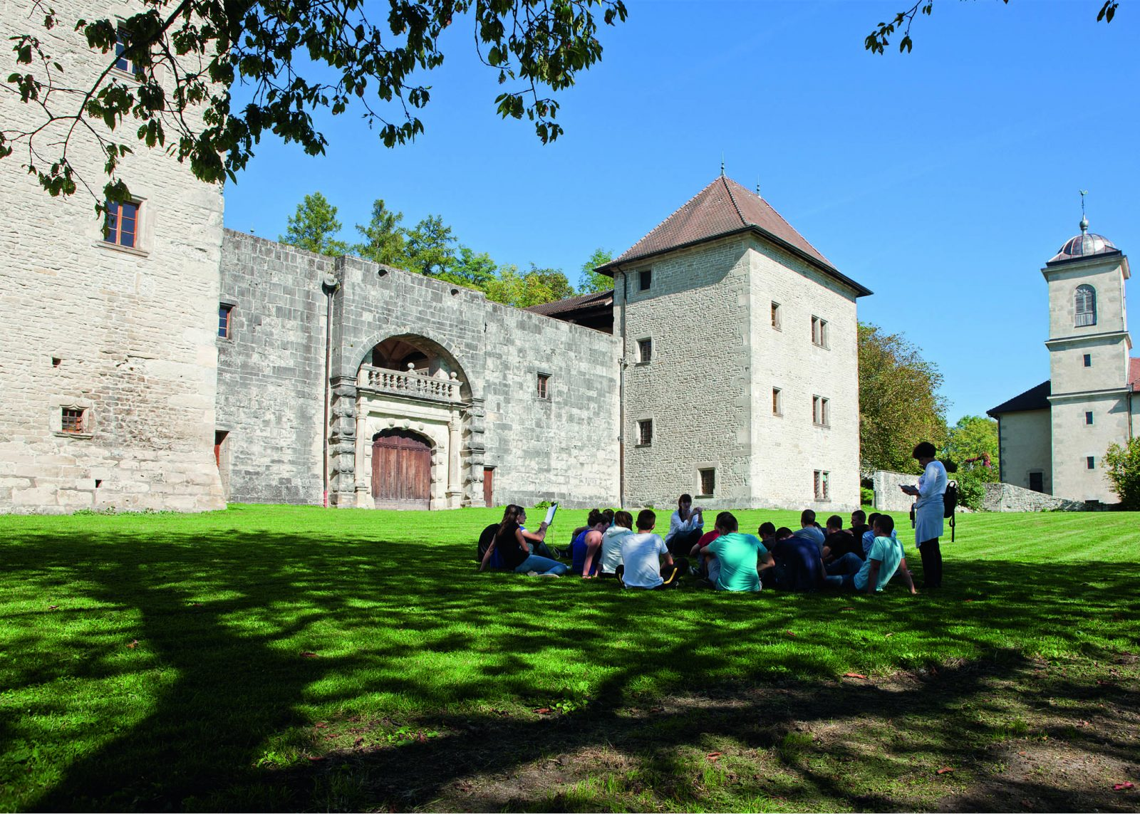 Clermont castle